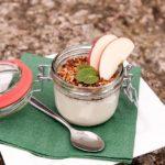 豆乳ヨーグルトは人肌温度で食べるのがベスト!