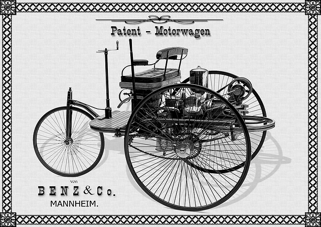 昔の車画像