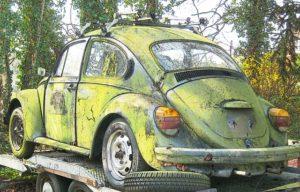 古い車画像