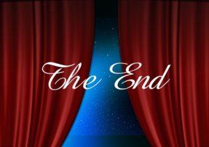 終わりの合図