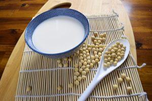 大豆と豆乳ドリンク